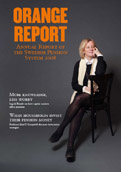 Orange Report - Annual Report of the Swedish Pension System